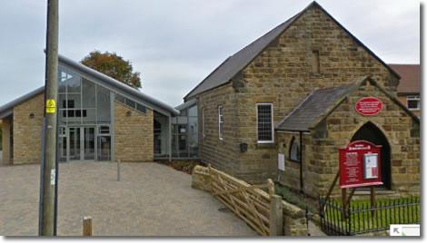 Burniston Methodist Church