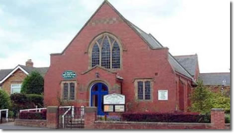 Cayton Methodist Church