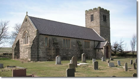 Local Ecumenical partnership of Staintondale and Ravenscar