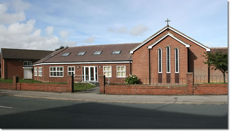 Wreyfield Drive Methodist Church